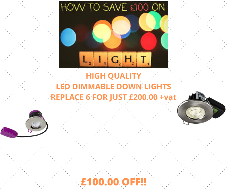 LED down light Offer